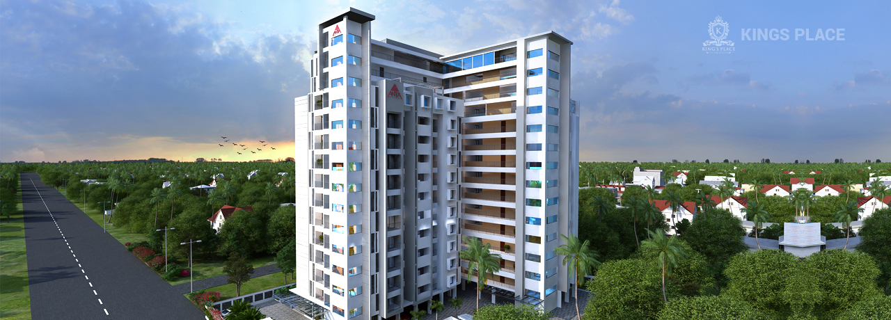 luxury apartments in cochin