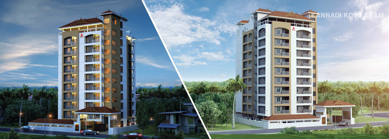 budget flats in cochin