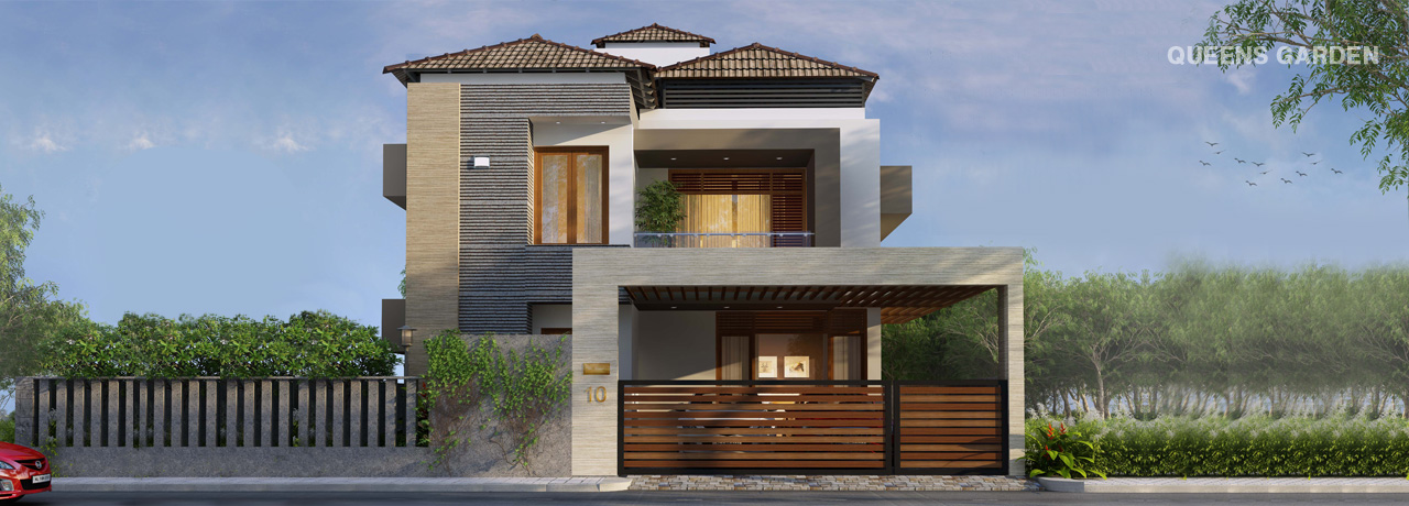 premium villas in cochin