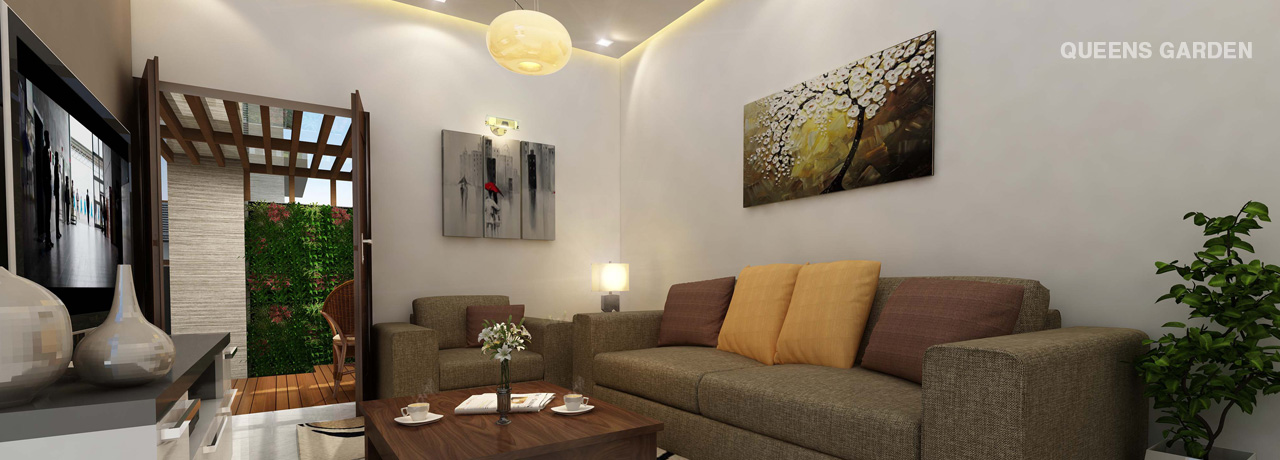 budget apartments in cochin
