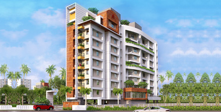 anta luxury water front apartments in kochi