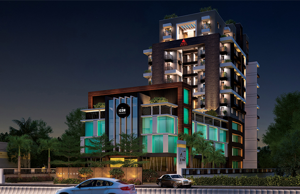 luxury flats in thiruvananthapuram