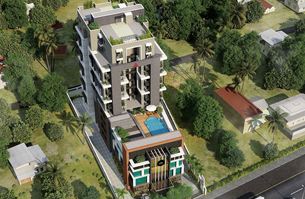 best flats in trivandrum