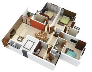 ready to move flats in trivandrum