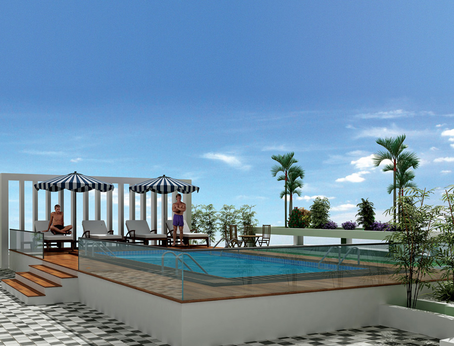 Anta Marvel Apartments at cochin